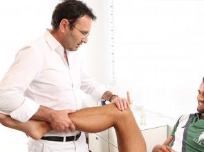 Dr. Rembeck Knie Behandlung