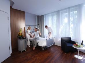 ATOS Patientenzimmer