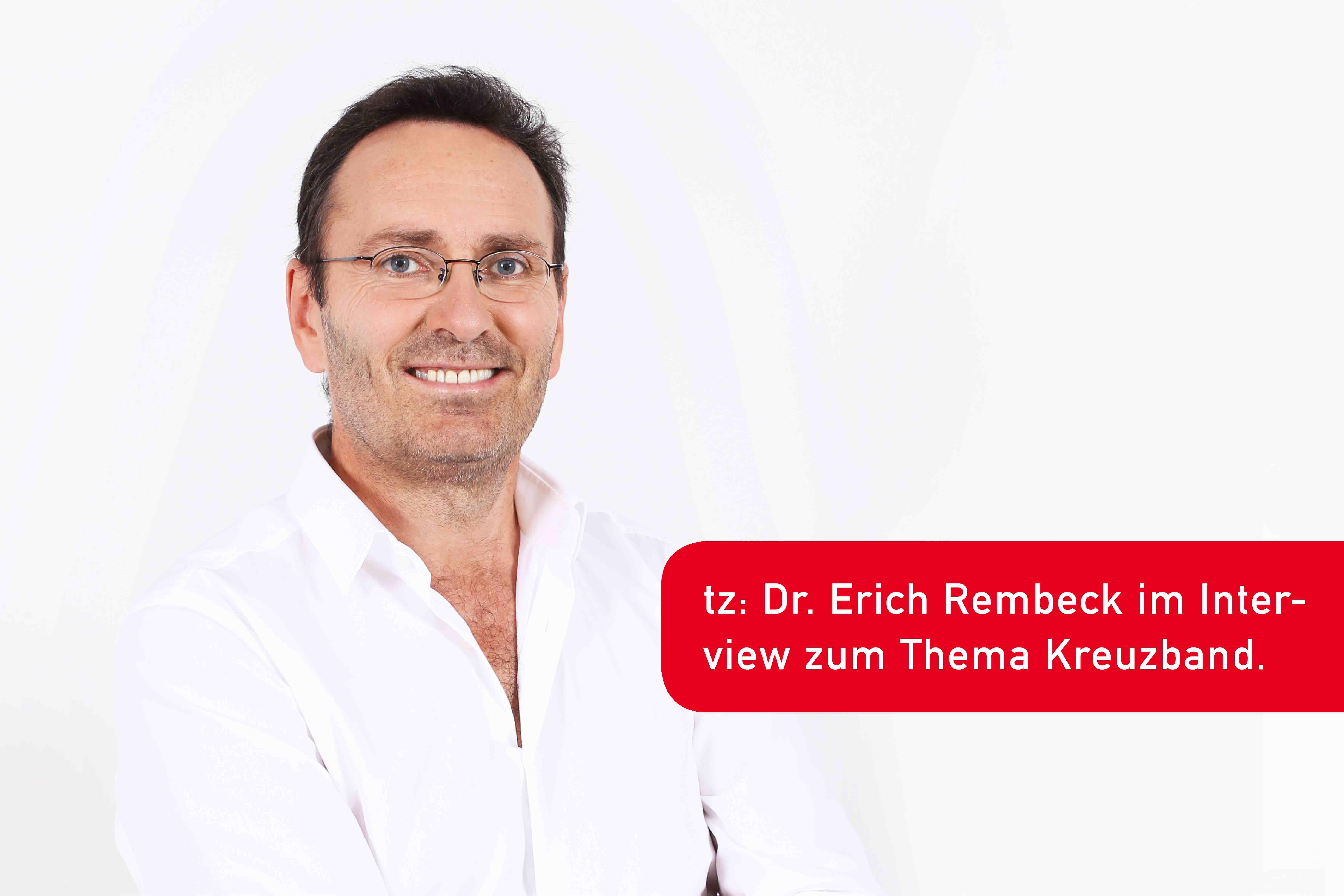 Dr. Erich Rembeck