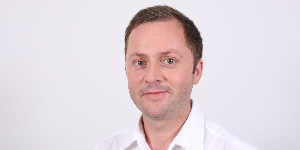 Alexander Dicklhuber wird Chefarzt