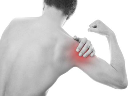 Schulterschmerzen behandeln in Orthopädie