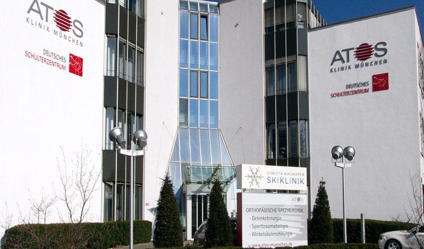 Skiklinik Opening at ATOS Clinic Munich