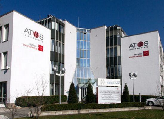 Skiklinik Saisoneröffnung in der ATOS Klinik