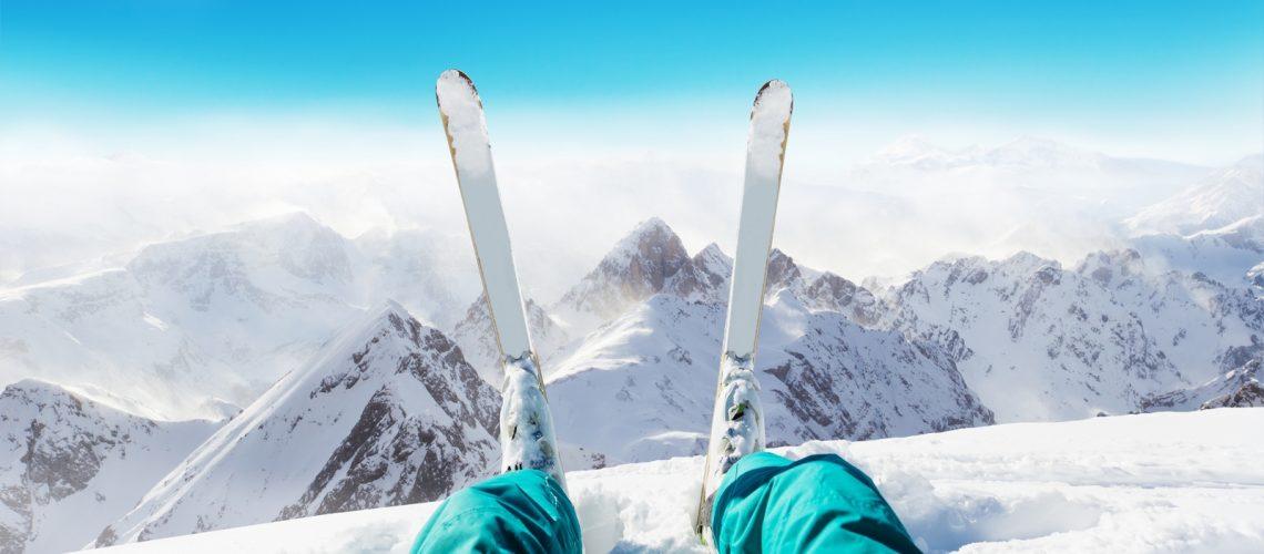 Expedient help after ski injury