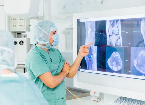 Dr. Alexander Rauch: Knorpelschäden