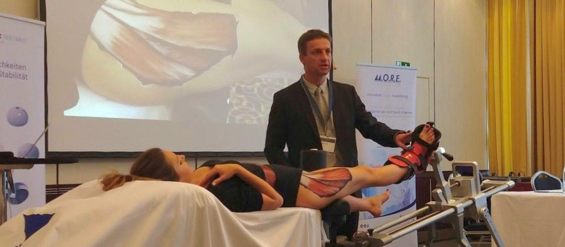 Prof. Gollwitzer at hip symposium