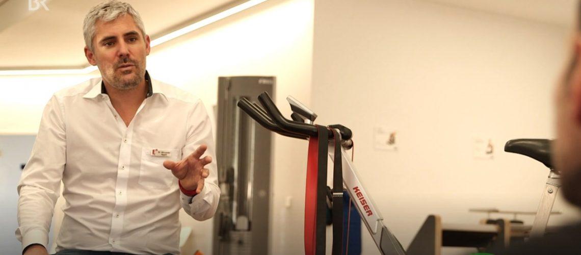 BR Fernsehen: Fitness-Apps im Test