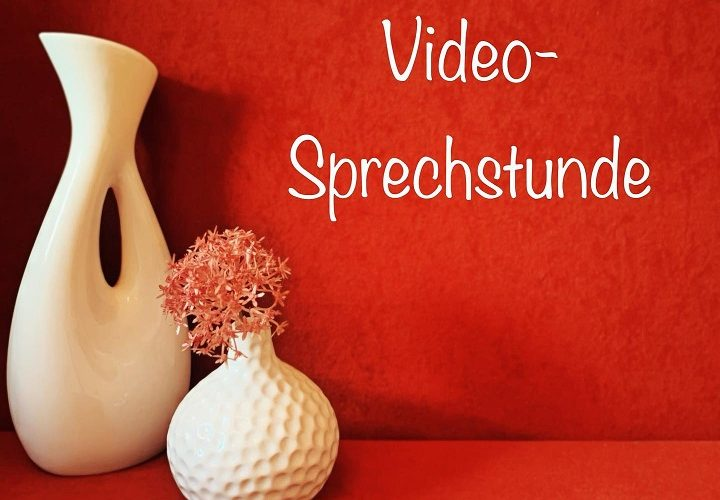 Termine per Videosprechstunde