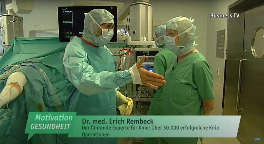 München.TV: Meniskus-Operation